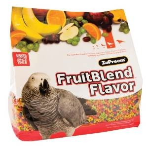 ZuPreem® FruitBlend with Natural Fruit Flavors